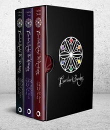 Everdark Realms Boxset Slipcase Design